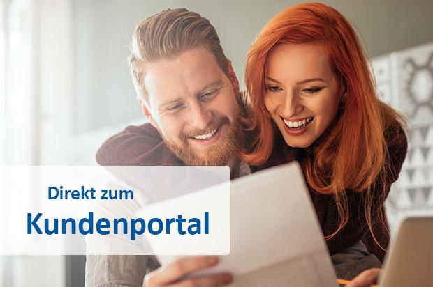 Direkt zum Kundenportal©Stadtwerke Grimma GmbH